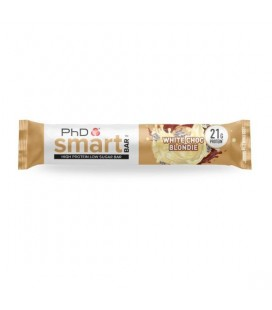 SMART BAR 64g - WHITE CHOC