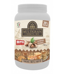 MULTIGRAIN COOKING MIX 750g - ALMOND PASSION